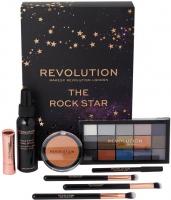 MAKEUP REVOLUTION - THE ROCK STAR - Zestaw kosmetyków i akcesoriów do makijażu