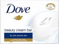Dove - Beauty Cream Bar - Creamy Bar Soap - 100 g