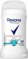 Rexona - Active Protection+ Fresh Anti-Perspirant - Antyperspirant w sztyfcie 48h - 40 ml
