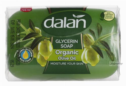 Dalan - Glycerin Soap - Olive Oil - Mydło glicerynowe - Oliwkowe