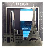 L'Oréal - Zestaw prezentowy - Tusz Volume Million Lashes + Dwufazowy płyn do demakijażu 125 ml