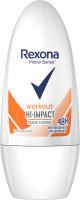 Rexona - Workout Hi-Impact 48H Anti-Perspirant - Anti-perspirant roll-on - 50 ml