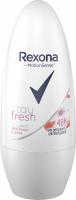 Rexona - Stay Fresh Anti-Perspirant 48H - Roll-on Antiperspirant - White Flowers & Lychee
