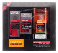 L'Oréal - MEN EXPERT - VITA LIFT - Zestaw prezentowy kosmetyków dla mężczyzn - Krem pod oczy + Żel pod prysznic + Krem do twarzy