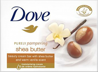 Dove - Shea Butter Beauty Cream Bar - Shea Butter Cream Bar - 100 g