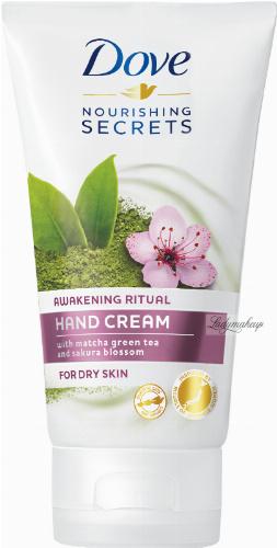 Dove - Nourishing Secrets - Awakening Ritual Hand Cream - Krem do rąk do suchej skóry - 75 ml