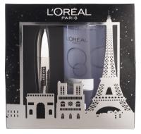 L'Oréal - Gift set - Bambi Eye Mascara + Micellar Water for Sensitive Skin 400 ml