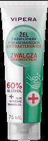 VIPERA - HAND SANITISER - Moisturizing, antibacterial hand gel - 75 ml
