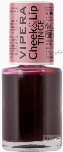 VIPERA - Cheek & Lip Tinge - Róż do policzków i ust w płynie - 10 ml