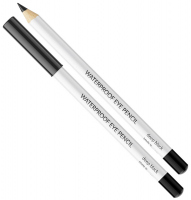VIPERA - WATERPROOF EYE PENCIL - Waterproof eye pencil - Deep Black