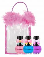 VIPERA - Tutu Set - Zestaw prezentowy 3 lakierów Peel Off dla dzieci w kosmetyczce - 11