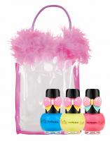 VIPERA - Tutu Set - Zestaw prezentowy 3 lakierów Peel Off dla dzieci w kosmetyczce - 15