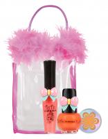 VIPERA - Tutu Set - Zestaw prezentowy kosmetyków dla dzieci w kosmetyczce - 24