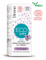 Lirene - ECO Baby - Natural face cream for children from 1 day of age - 50 ml