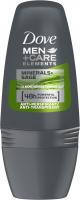 Dove - Men+Care Elements Minerals+ Sage - 48H Anti-Perspirant - Antyperspirant w kulce dla mężczyzn - 50 ml