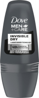Dove - Men + Care Invisible Dry - 48H Anti-Perspirant - Anti-perspirant roll-on for men - 50 ml