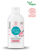 Lirene - ECO Baby - Natural, moisturizing bath lotion for babies from 1 day of age - 250 ml
