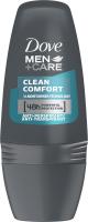 Dove - Men+Care Clean Comfort 48H Anti-Perspirant - Antyperspirant w kulce dla mężczyzn - 50 ml