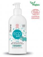 Lirene - ECO Baby - Naturalny żel do mycia ciała dzieci od 1 dnia życia - 250 ml
