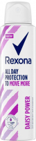 Rexona - All Day Protection to Move More - Daisy Power Anti-Perspirant - Spray Antiperspirant - 150 ml