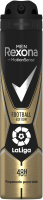 Rexona - Men - Football Edition - Anti Perspirant 48H - Spray antiperspirant for men - LaLiga - 250 ml