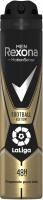 Rexona - Men - Football Edition - Anti Perspirant 48H - Spray antiperspirant for men - LaLiga - 250 ml