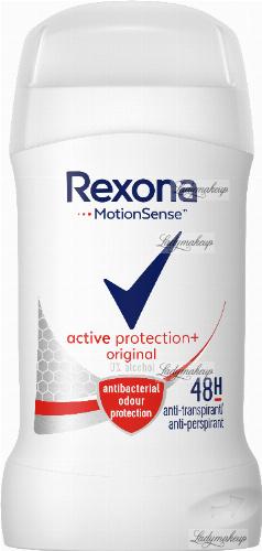 Rexona - Active Protection+ Original Anti Perspirant - Antyperspirant w sztyfcie 48h - 40 ml