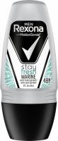 Rexona - Men - Stay Fresh Marine Anti-Perspirant - Roll-on antiperspirant for men - 50 ml
