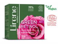 Lirene - GREEN RETINOL 50+ Lifting day face cream - 50 ml
