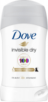 Dove - Invisibledry - 48h Anti-perspirant - Antyperspirant w sztyfcie - 40 ml
