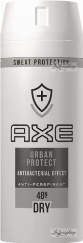 AXE - URBAN PROTECT - 48H Anti-Perspirant - Spray antiperspirant for men - 150 ml