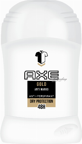 AXE - GOLD - 48H Anti-Perspirant - Men's Antiperspirant Stick - 50 ml