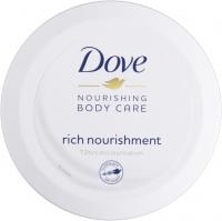 Dove - Nourishing Body Care - Rich Nourishment - Intensywnie nawilżający krem do ciała do wszystkich rodzajów skóry - 150 ml