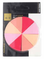 AURI - Professional Makeup - Blending Sponge - Zestaw 8 gąbeczek do makijażu