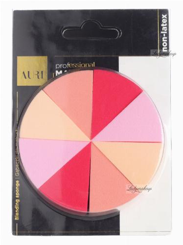 AURI - Professional Makeup - Blending Sponge - Set of 8 make-up sponges