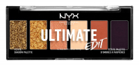NYX Professional Makeup - ULTIMATE EDIT - PETITE PALETTE - Paleta 6 cieni do powiek - 06 ULTIMATE UTOPIA