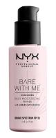NYX Professional Makeup - Bare With Me Hemp Chanvre - Daily Moisturizing Primer - Nawilżająca baza pod makijaż - 75 ml