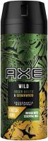 AXE - WILD - DEODORANT & BODY SPRAY - Spray deodorant for men - Green Mojito and Cedar Tree - 150 ml