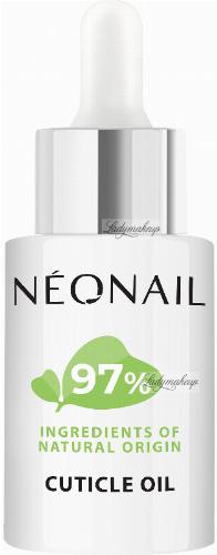 NeoNail - 97% Natural Cutlice Oil - Witaminowa, naturalna oliwka do skórek i paznokci - ART. 7788