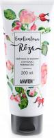 ANWEN - Emolientowa Róża - Odżywka do włosów o wysokiej porowatości  - 200 ml