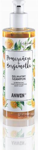ANWEN - Orange & Bergamot - Gentle shampoo for normal and oily scalp - 200 ml