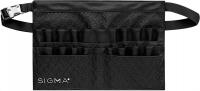 Sigma® - PRO ARTIST BRUSH BELT - Belt for make-up brushes - BLACK