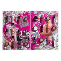 NYX Professional Makeup - DIAMONDS & ICE PLEASE! - 24 DAY HOLIDAY COUNTDOWN - Kalendarz adwentowy do makijażu twarzy