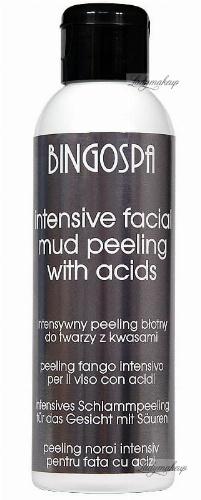 BINGOSPA - Medium Facial Mud Peeling - 120g
