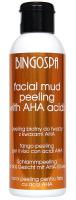 BINGOSPA - Facial Mud Peeling - Mud face peeling with AHA acids - 120g