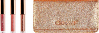 Sigma® - BELOVED MINI LIP SET - 3 LIP GLOSSES + BEAUTY BAG - Set of 3 mini lip glosses + cosmetic bag