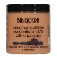BINGOSPA - Koncentrat 100% cynamonowo-kofeinowy z czekoladą do