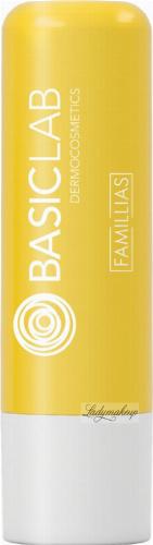 BASICLAB - FAMILLIAS - Moisturizing lipstick - 4 g