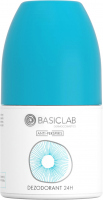 BASICLAB - ANTI-PERSPIRIS DEODORANT 24H - Roll-on deodorant 24H - 60 ml