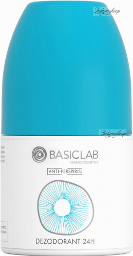 BASICLAB - ANTI-PERSPIRIS - Roll-on deodorant 24H - 60 ml
